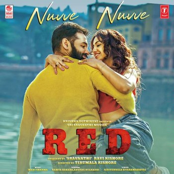 Nuvve Nuvve song from Red