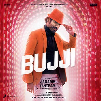 Bujji song from Jagame Tantram