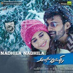 Movie songs of Nadhila Nadhila song from Alludu Adhurs
