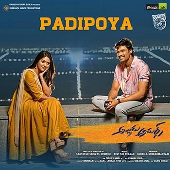 Padipoya song from Alludu Adhurs
