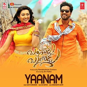 Yaanam song from Bangaru Bullodu