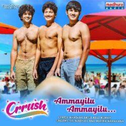 Movie songs of Ammayilu Ammayilu song from Crrush