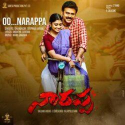 Movie songs of Oo Narappa song narappa