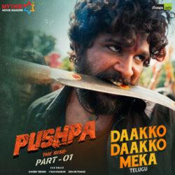 Movie songs of Daakko Daakko Meka Pushpa naa songs