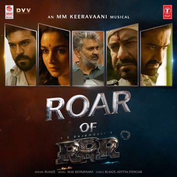 Roar Of RRR song download